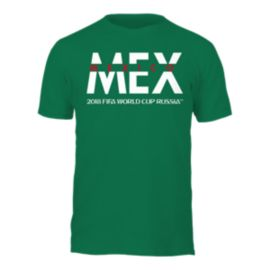 Bulletin Mexico Three Letter T Shirt