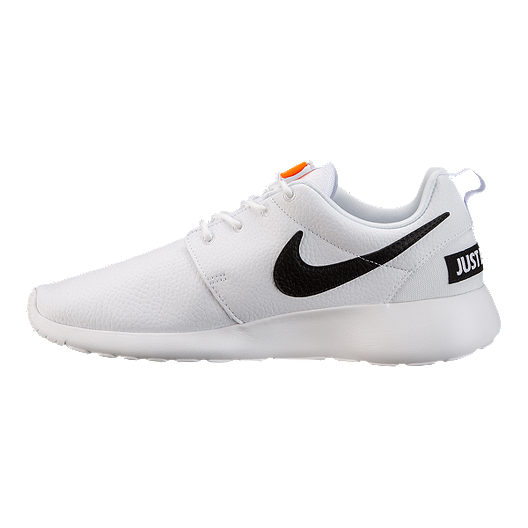 on sale ff944 f2cf0 Nike Women s Roshe One Premium Shoes - White Orange Black. (0). View  Description