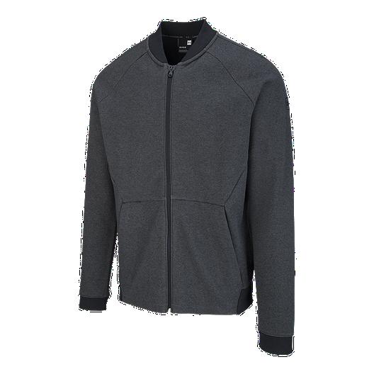 8e1d38e14 Under Armour Men's Sportstyle Double Knit Bomber Jacket