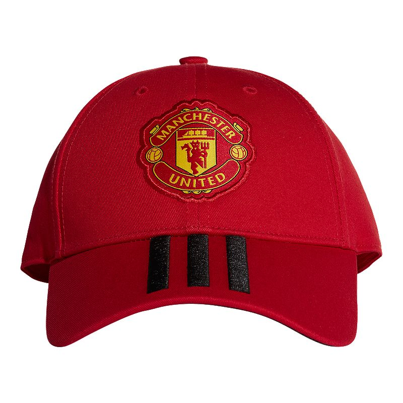4bad7df2d Manchester United adidas Men's 3S Hat (191521456749) photo