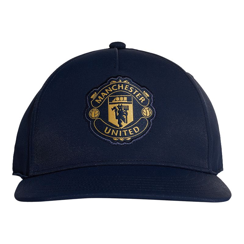 7eb7aaab3 Manchester United FC adidas Men's S16 Hat (191521380037) photo