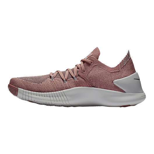 6b40afd408a4 Nike Women s Free TR Flyknit 3 LM Training Shoes - Smokey Mauve ...