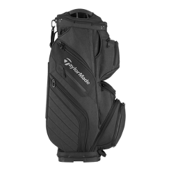 ebbf92ea84 TaylorMade 2018 Supreme Cart Bag - Black | Sport Chek