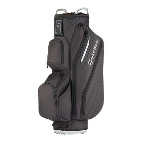 TaylorMade Cart Lite Golf Bag - Black