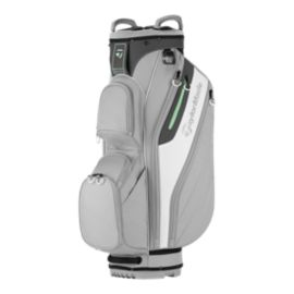 TaylorMade Women's Cart Lite Golf Bag - Mint/Grey