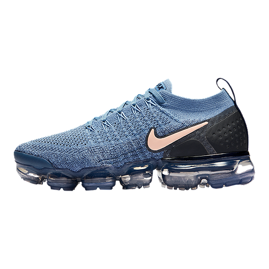 8108dbfdd1602 Nike Women s Air Vapormax Flyknit 2 Running Shoes - Work Blue. (0). View  Description