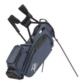 TaylorMade Flex Tech Lifestyle Stand Bag - Houndstooth