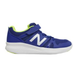 New Balance Kids' KV750 V1 AC Preschool Shoes - Blue/Yellow