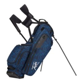 TaylorMade Flex Tech Lifestyle Stand Bag - Paisley