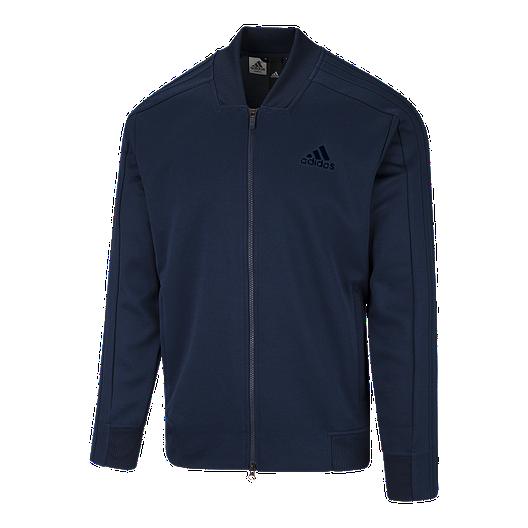 785e7f719 adidas Men's ID Tracker Bomber Jacket | Sport Chek