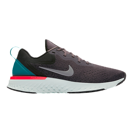 Nike Women's Odyssey React Running Shoes Thunder GreyGunsmoke
