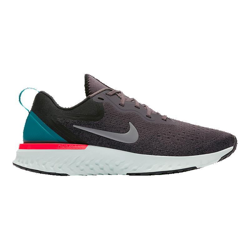 c3357713eb1d Nike Women s Odyssey React Running Shoes - Thunder Grey Gunsmoke ...