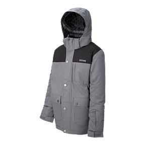 Ripzone Boys' Christian Insulated Winter Jacket