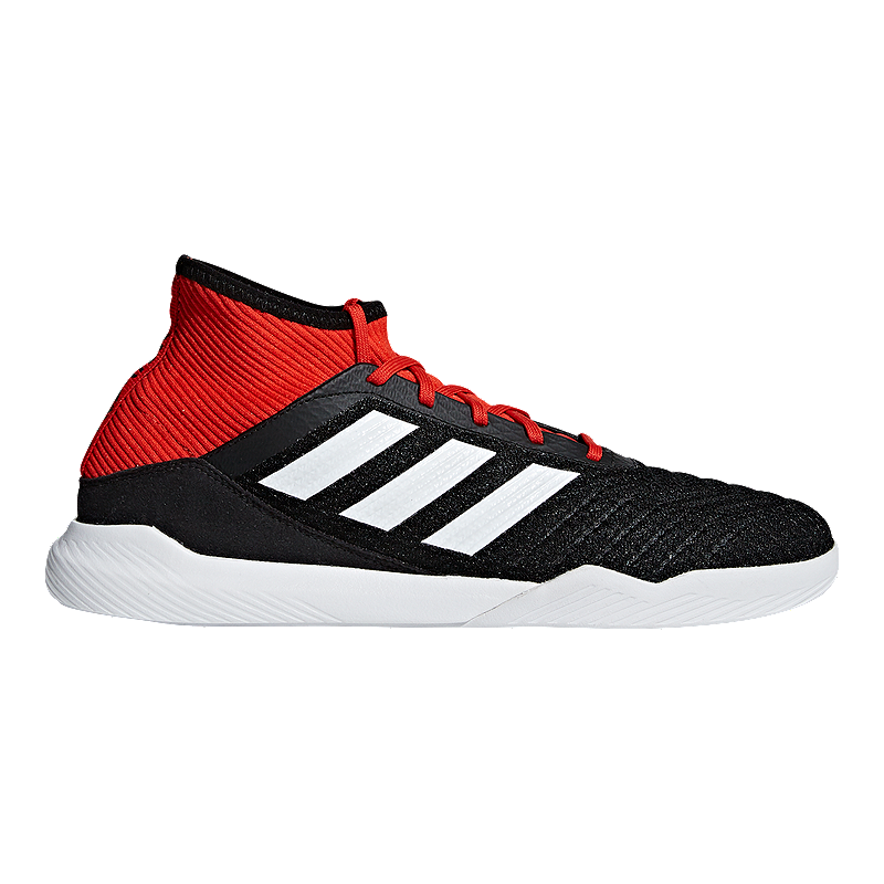 1d3f6a049 adidas Men s Predator Tango 18.3 Turf Soccer Shoes - Black White ...