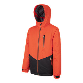 Ripzone Boys' Lander Insulated Winter Jacket