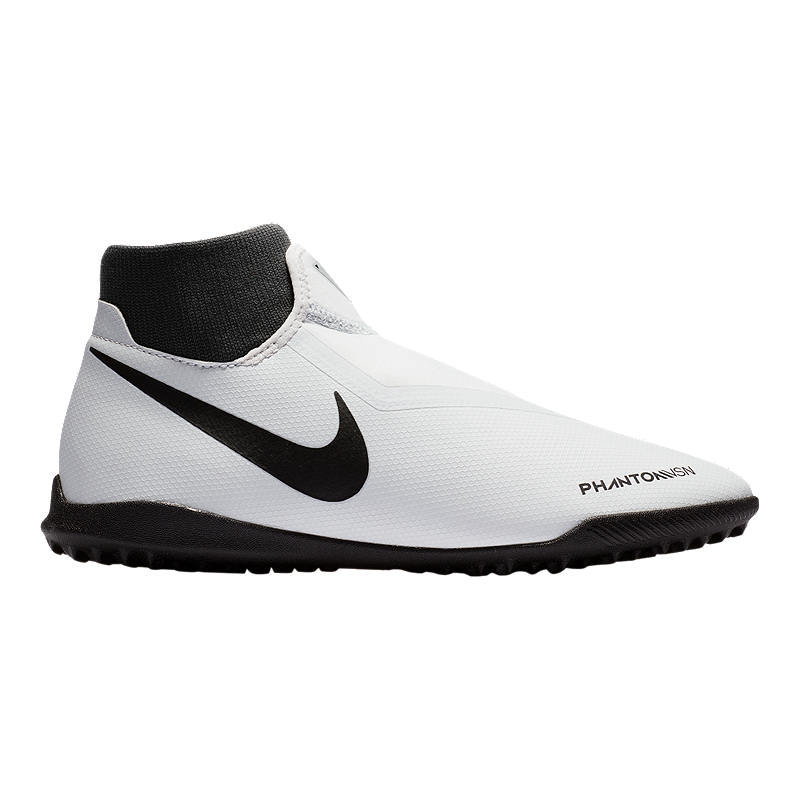b9bee4aca14 Nike Men s Phantom VSN Academy Indoor Turf Soccer Shoes - Platinum Red