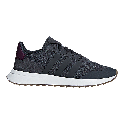 af546d656 adidas Women s FLB Shoes - Night Grey Red Night