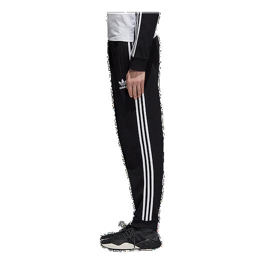 41bf8e05 adidas Originals Men's 3 Stripe Fleece Pants