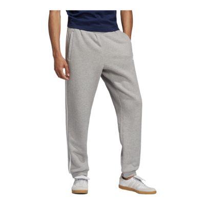 adidas Originals Men's 3 Stripe Fleece Pants