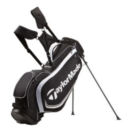 TaylorMade Custom 4.0 Stand Bag - Black/White