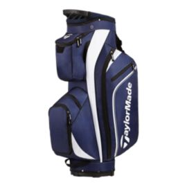 TaylorMade Pro Cart 4.0 Golf Bag - Navy Blue/White
