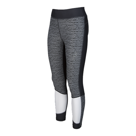 96fe2ba7264846 Under Armour Women's HeatGear® Jacquard Tights | Sport Chek