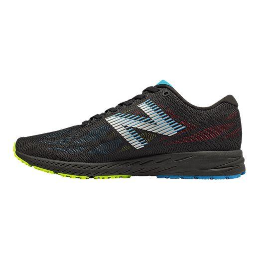 New Balance Men's 1400v6 Running Shoes - Black/Blue