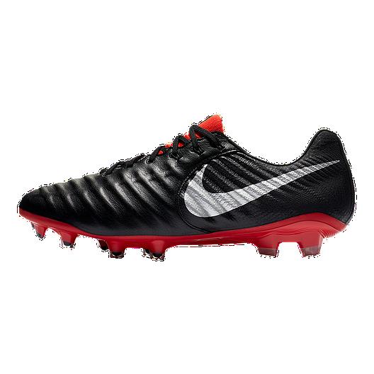 b6c7178ec Nike Men s Tiempo Legend 7 Elite FG Soccer Cleats - Black. (0). View  Description
