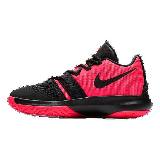 ee38f9568ea3 Nike Kids  Kyrie Flytrap Grade School Basketball Shoes - Black Red Orbit