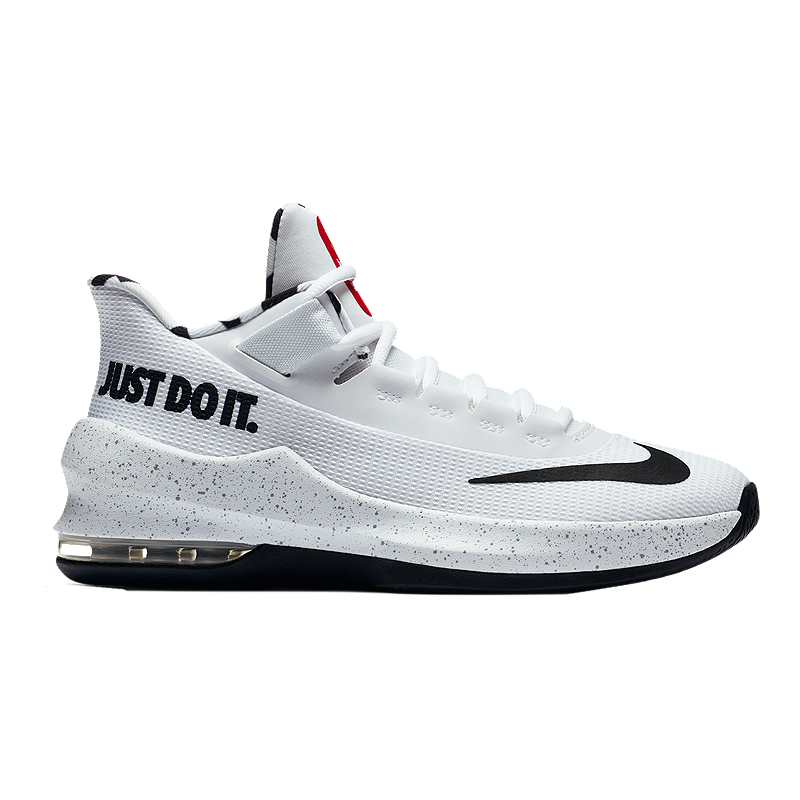 premium selection d13ee 67671 Nike Kids  Air Max Infuriate II JDI Grade School Shoes - White Grey   Sport  Chek