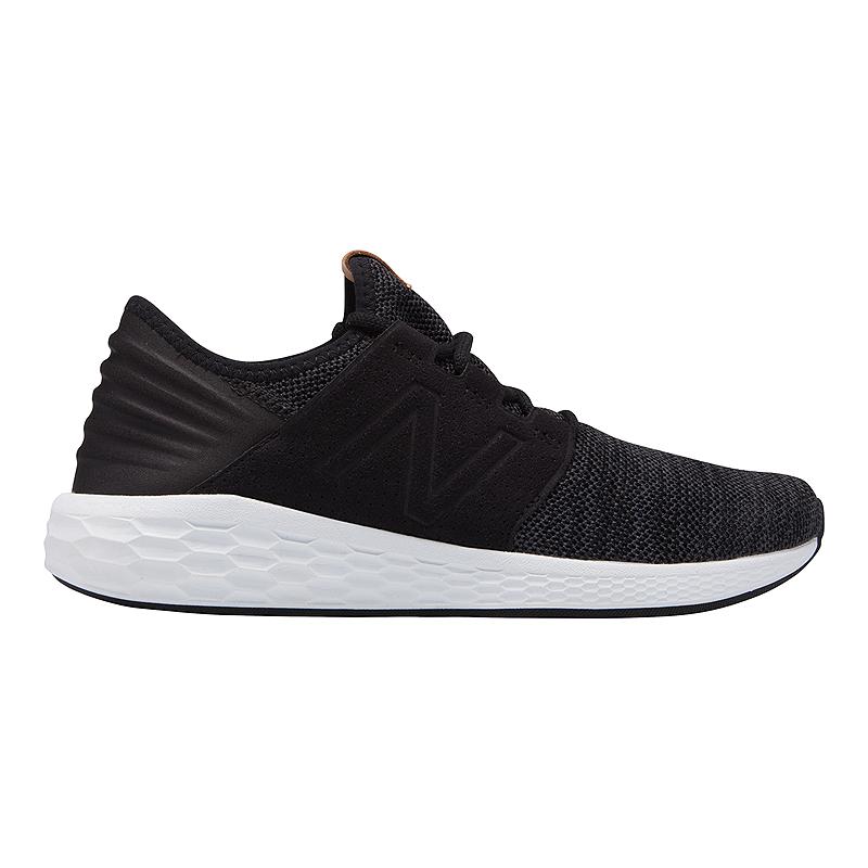 New Balance Men S Freshfoam Cruz V2 Running Shoes Black