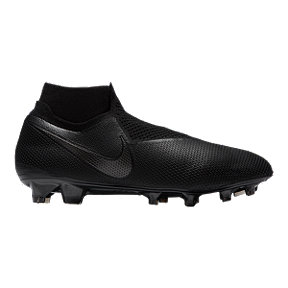 Nike Men's FTR10 Obra 3 Elite DF FG Soccer Cleats - Black