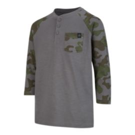 Ripzone Boys' Canyon Henley Top