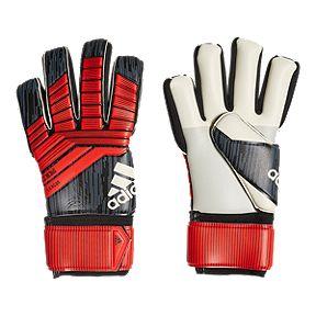 adidas Predator League Goalkeeper Gloves - Black Red White 1cbbf9aca6