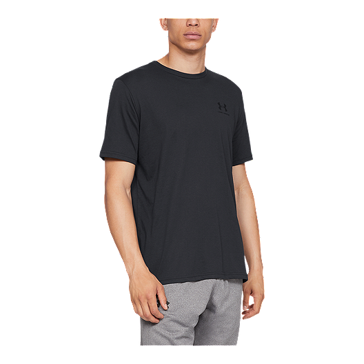 f4f04fc5 Under Armour Men's Charged Cotton Sportstyle Left Chest T Shirt | Sport Chek