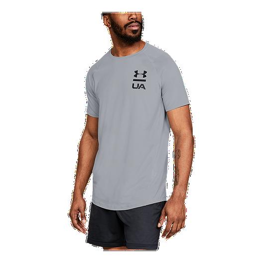 37ce3c31 Under Armour Men's MK1 Logo Graphic Training T Shirt