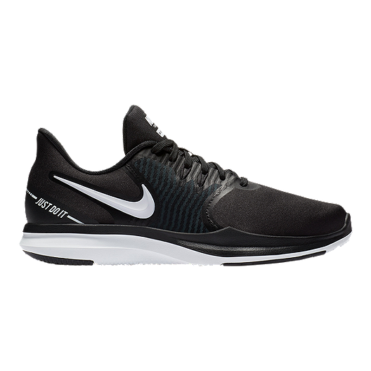 add4a46fb0ec4 Nike Women s IN Season TR 8 Training Shoes - Black White