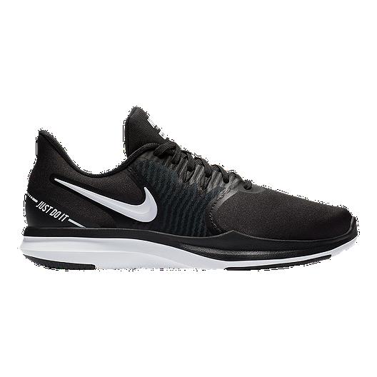 f8578dd6ba3e Nike Women s IN Season TR 8 Training Shoes - Black White