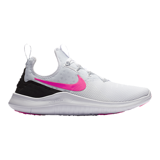 pretty nice 800ec 2687a Nike Women's Free TR 8 JDI Training Shoes - White/Pink Blast/Black ...