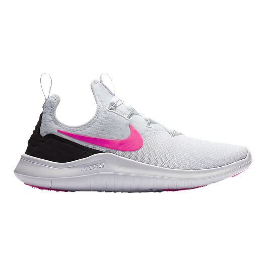 4ddf95be601d0 Nike Women s Free TR 8 JDI Training Shoes - White Pink Blast Black ...