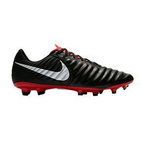 the best attitude e26f4 663c0 Nike Men s Tiempo Legend VII Academy Soccer Cleats - Black Red White