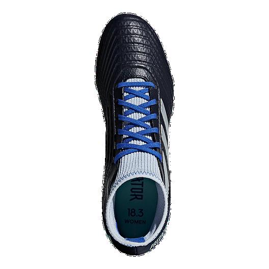 e2104e77752 adidas Women s Predator 18.3 FG Outdoor Soccer Shoes - Navy Crimson Blue.  (0). View Description