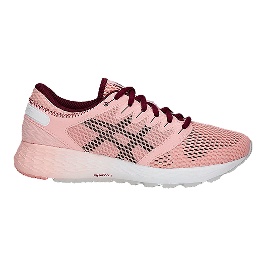 eb8599b7fe6f ASICS Women s Roadhawk FF 2 Running Shoes - Frosted Rose Cordovan ...