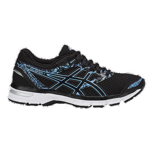 20743daf55c96 ASICS Women's GEL-Excite 4 Running Shoes - Black/Blue Bell | Sport Chek