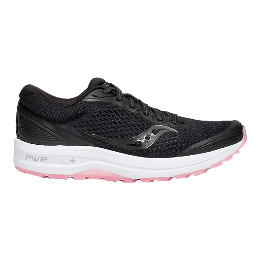 9c4dbeb2e2f Saucony Women s Powergrid Clarion Running Shoes - Black