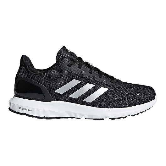 adidas Women's Cosmic 2 Running Shoes Core BlackGreyCarbon