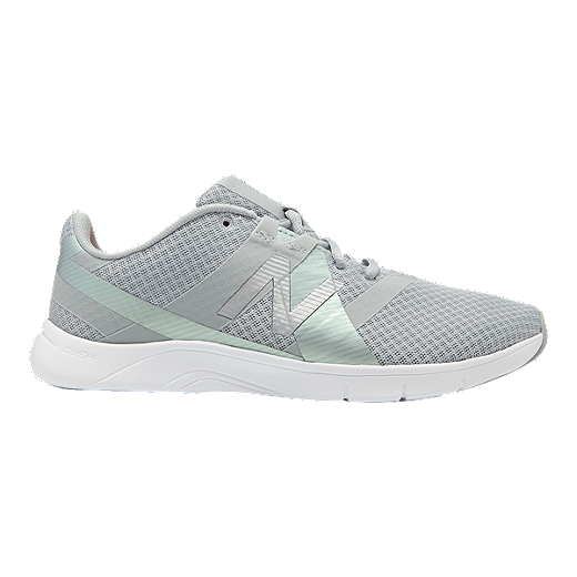 3acc168483 New Balance Women's WX611 Training Shoes - Quarry/White