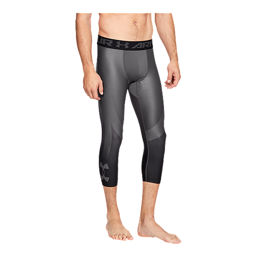 c5a43ff7d9bdf Under Armour Men s HeatGear® Armour 2.0 Compression 3 4 Tights ...