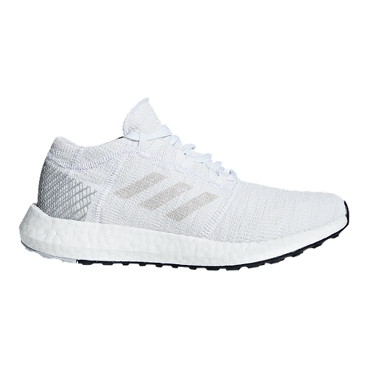 ca353b3eb adidas Kids  Pure Boost Go Grade School Shoes - White Green