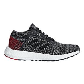 d943c507196 adidas Kids  Pure Boost Go Grade School Shoes - Carbon Black Red